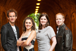 Carducci at Jackdaws for Year of the String Quartet