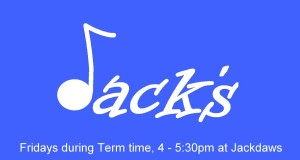 Jacks Music Club at Jackdaws