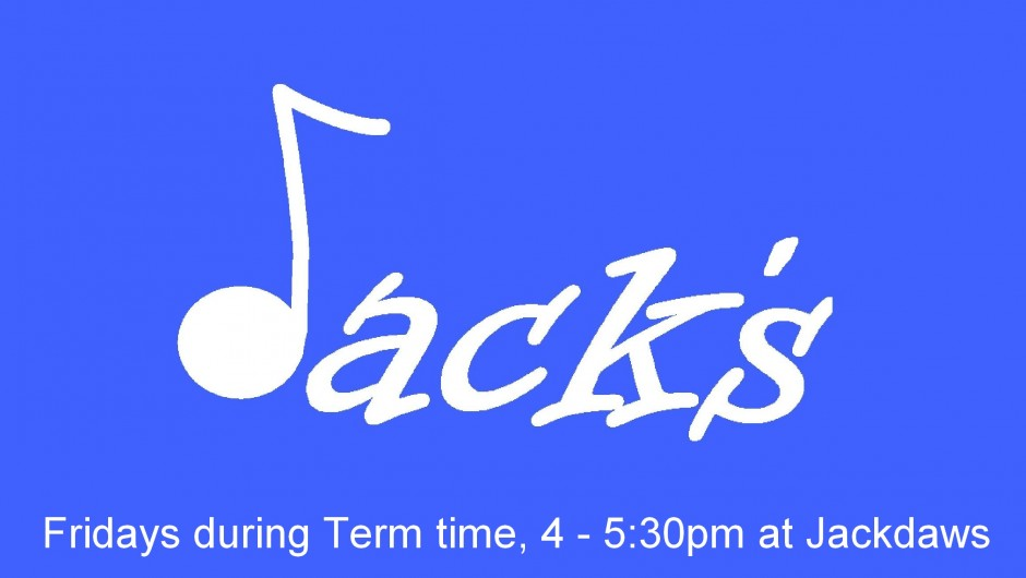Jack's – Welcome Back!