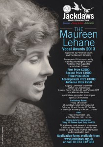 Maureen Lehane Vocal Awards