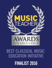 Music Teacher Awards for Excellence