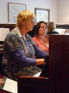 Piano Ensembles at Jackdaws with Caecilia Andriessen
