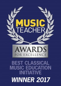 Best Classical Music Education Initiative 2017