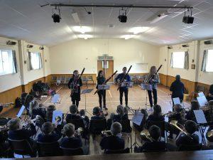 Genovia at Old Cleeve School