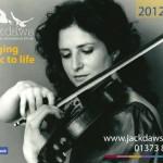Jackdaws Brochure 2012-13