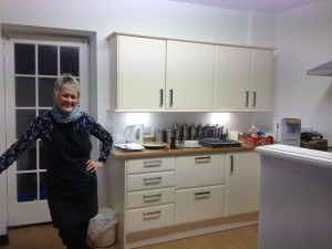 Jackdaws New Kitchen