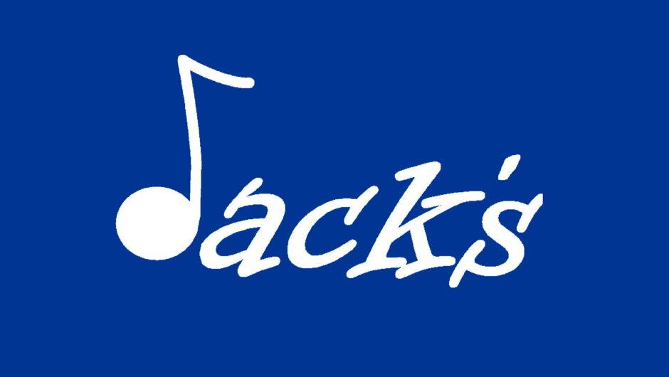 Jack's Music Club restarts 25 September