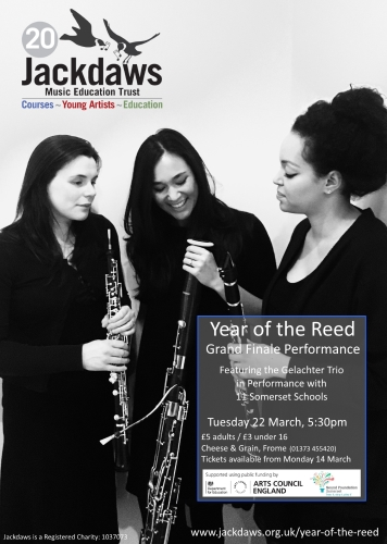 Year of the Reed Tickets available now