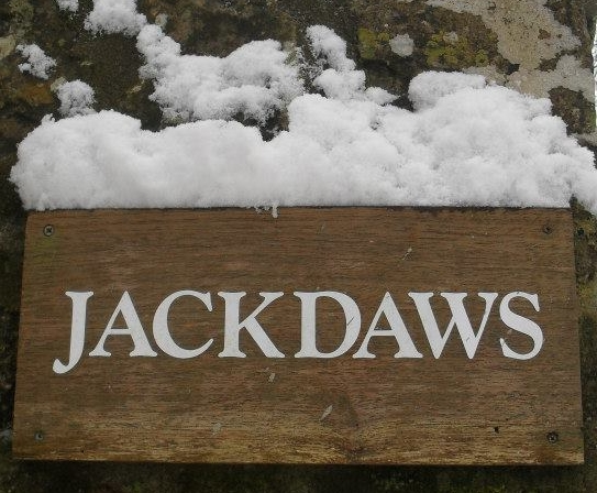 Winter One Day Courses at Jackdaws
