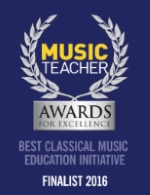 Music Teacher Awards for Excellence