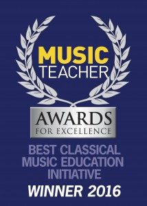Music Teacher Awards OperaPLUS