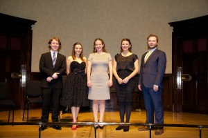 Maureen Lehane Vocal Awards 2013 Winners