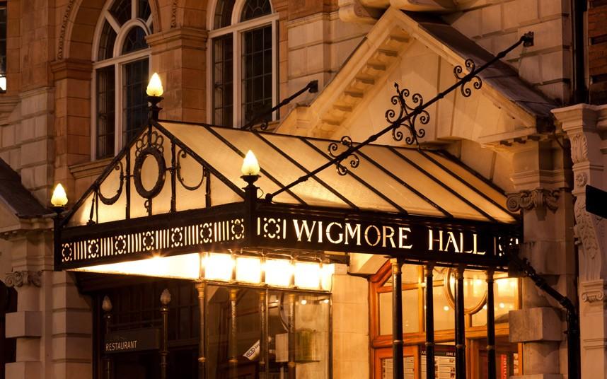 The Wigmore Hall