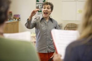 Jackdaws Vocal Course Leader Caroline Radcliffe