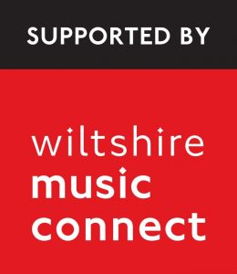 Supported by Wiltshire Music Connect