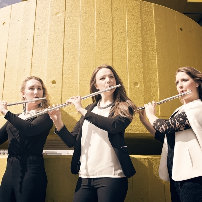Tempest Flute Trio in Year of Flute