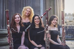 Genovia Bassoon Quartet