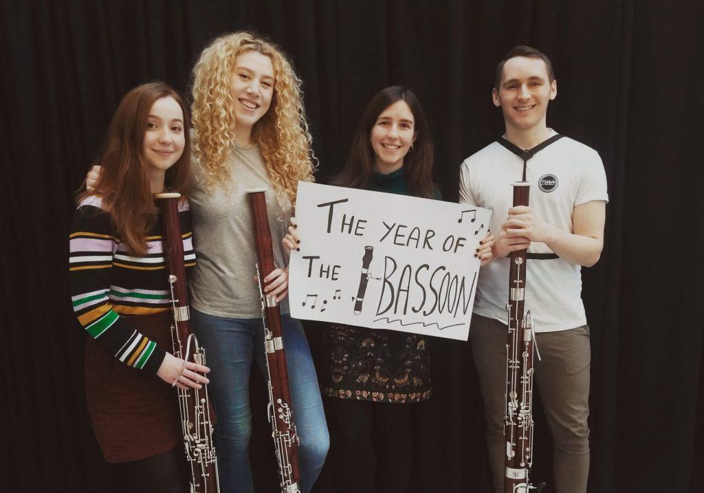 The Genovia Bassoon Quartet