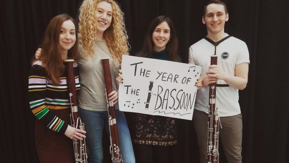 Year of Bassoon with the Genovia Quartet