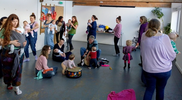 Music for 0-5s at Jackdaws