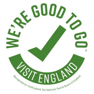 Visit England - We're Good to Go