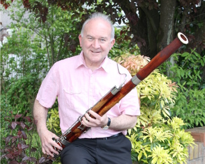 Jackdaws Bassoon Course Leader Robert Codd